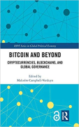 Cover of Bitcoin and Beyond: Cryptocurrencies, Blockchains, and Global Governance