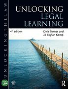 Cover of Unlocking Legal Learning