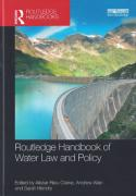 Cover of Routledge Handbook of Water Law and Policy