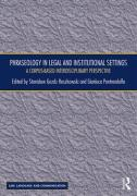 Cover of Phraseology in Legal and Institutional Settings: A Corpus-based Interdisciplinary Perspective