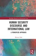 Cover of Human Security Discourse and International Law