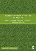 Cover of International Arbitration Discourse and Practices in Asia