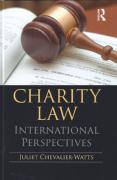 Cover of Charity Law: International Perspectives