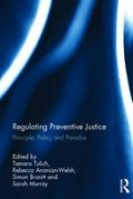 Cover of Regulating Preventive Justice