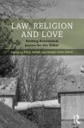 Cover of Law, Religion and Love: Seeking Ecumenical Justice for the Other