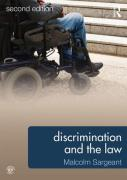 Cover of Discrimination and the Law