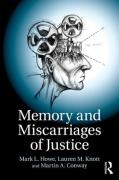 Cover of Memory and Miscarriages of Justice