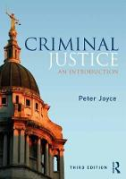 Cover of Criminal Justice: An Introduction