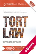 Cover of Optimize Tort Law (eBook)