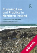Cover of Planning Law and Practice in Northern Ireland (eBook)