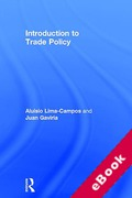 Cover of Introduction to Trade Policy (eBook)