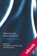 Cover of Holocaust and Genocide Denial: A Contextual Perspective (eBook)