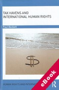 Cover of Tax Havens and International Human Rights (eBook)