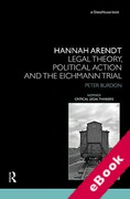 Cover of Hannah Arendt: Legal Theory and the Eichmann Trial (eBook)
