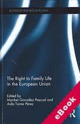 Cover of The Right to Family Life in the European Union (eBook)