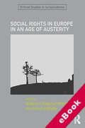 Cover of Social Rights in an Age of Austerity: European Perspectives (eBook)