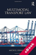 Cover of Multimodal Transport Law (eBook)