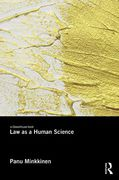 Cover of Law as a Human Science