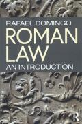 Cover of Roman Law: An Introduction