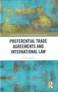Cover of Preferential Trade Agreements and International Law