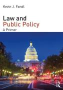 Cover of Law and Public Policy