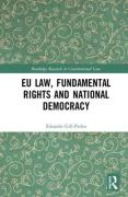 Cover of EU Law, Fundamental Rights and National Democracy