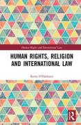 Cover of Human Rights, Religion and International Law