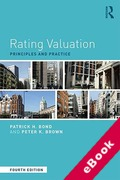 Cover of Rating Valuation: Principles and Practice (eBook)