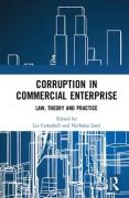 Cover of Corruption in Commercial Enterprise: Law, Theory and Practice