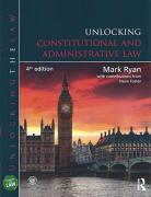 Cover of Unlocking Constitutional and Administrative Law