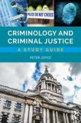 Cover of Criminology and Criminal Justice: A Study Guide
