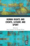 Cover of Human Rights and Events, Leisure and Sport