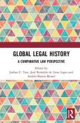 Cover of Global Legal History: A Comparative Law Perspective
