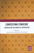 Cover of Contesting Femicide: Feminism and the Power of Law Revisited