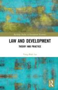 Cover of Law and Development: Theory and Practice