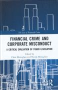 Cover of Financial Crime and Corporate Misconduct: A Critical Evaluation of  Fraud Legislation