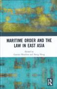 Cover of Maritime Order and the Law in East Asia