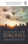 Cover of Aviation Law and Drones: Unmanned Aircraft and the Future of Aviation