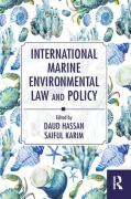 Cover of International Marine Environmental Law and Policy