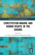 Cover of Constitution-making and Human Rights in the Sudans