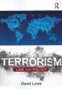 Cover of Terrorism: Law and Policy