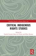 Cover of Critical Indigenous Rights Studies