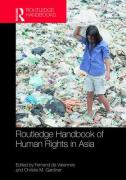 Cover of Routledge Handbook of Human Rights in Asia
