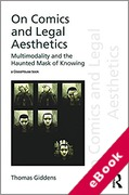 Cover of Comics and Legal Aesthetics: (eBook)