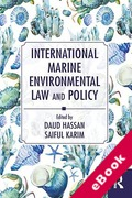 Cover of International Marine Environmental Law and Policy (eBook)