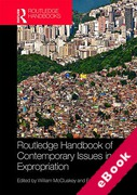 Cover of Routledge Handbook of Contemporary Issues in Expropriation (eBook)