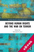 Cover of Beyond Human Rights and the War on Terror (eBook)