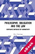 Cover of Philosophy, Obligation and the Law: Bentham's Ontology of Normativity (eBook)
