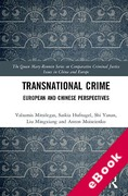 Cover of Transnational Crime: European and Chinese Perspectives (eBook)