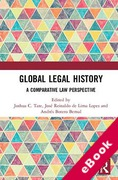 Cover of Global Legal History: A Comparative Law Perspective (eBook)